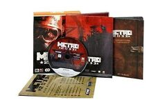 Metro 2033 Limited Edition (PC) RUSSIAN! NEW! RAR!