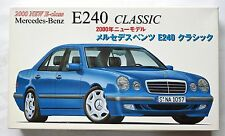 FUJIMI RS-36 1/24 Mercedes Benz E-Class E240 Classic rare scale model kit
