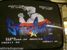 STREET SMART - 1989 SNK- Guaranteed Working JAMMA arcade PCB Board #1702
