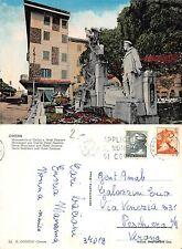 Cecina - Monumento ai Caduti e Hotel Stazione -   (F - L 015)