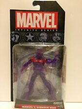 "Marvel Universe Avengers Infinite figures 3.75"" Brand New/MOC Wonder Man.2"