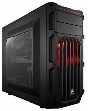 Corsair Carbide Series SPEC 03 Red Steel / Plastic ATX Mid Tower Gaming Case