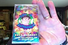 Bass 4 Bassheadz- Volume 3: Bass Blowout- new/sealed cassette tape