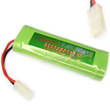 1 x 7.2V 3800mAh NiMH Rechargeable Battery Pack Tamiya plug RC Toys New