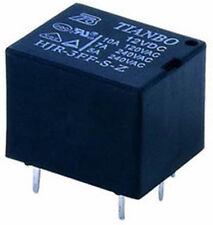 10pcs 5pins 12V HJR-3FF-S-Z 12VDC 10A T73 Relay