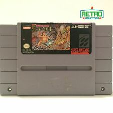 Super Adventure Island- SNES Video Game Cartridge