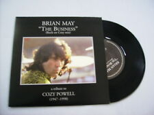"BRIAN MAY - THE BUSINESS - BRAND NEW 7"" VINYL 1998 - QUEEN"