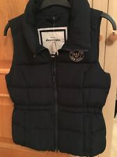 Abercrombie Kids Girls Feather And Down Gilet Navy Size Xl