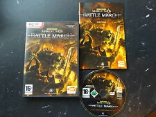 WARHAMMER BATTLE MARCH EXPANSION PC-DVD STRATEGY requires mark of chaos to play