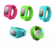 JM11 Children Smart Wrist Watch GPS Tracker Locater SOS Voice Monitor Intercom