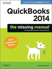 QuickBooks 2014: the Missing Manual : The Official Intuit Guide to QuickBooks...