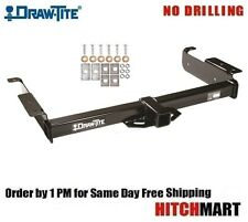 5K TRAILER HITCH FOR 96-17 CHEVY EXPRESS 2500 3500, 96-14 EXPRESS VAN 1500 75189