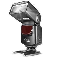 Speedlight Slave Flash for Nikon D7100 D7000 D5100 D3200 D3100 by Altura Photo®