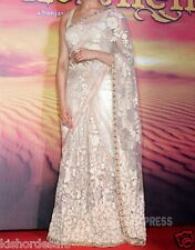 Saree Exclusive Beautiful Designer Bollywood Indian Saree Partywear Sari 66