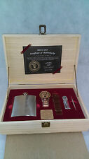 Original Grain (Limited Edition) THE GENTLEMAN'S KIT Jim Beam Automatic Watch