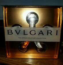 BVLGARI The Omnia Miniature Collection Crystalline/Coral/Indian Garnet/Amethyste