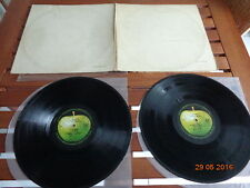 "THE BEATLES ""WHITE ALBUM"" - 2LP JAPAN  - AP8570/71 - N° A057912"
