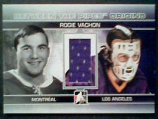 ROGIE VACHON  AUTHENTIC PIECE OF GAME-USED JERSEYS /9  SP