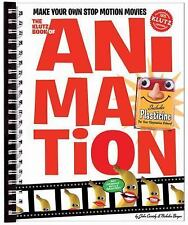 NEW The Klutz Book of Animation : with Plasticine