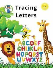 Tracing Letters by Tracing Books for Kids (2016, Paperback)