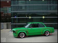 BMW 02 SERIES 1602/2002/2002 TURBO KIT 4 FENDER FLARES / WHEEL ARCH EXTENSIONS