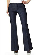 Vivien Caron Jeans Bootcut Hose Flared Chinohose Chinos Stretch lang 820065