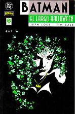 BATMAN el largo Halloween nº: 4, prestigio, NORMA, 2001