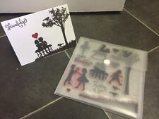 Ctmh Close To My Heart Childhood Portrait Clear Stamp Set