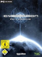 EVOCHRON alliance-space simulation pour pc NEUF/OVP/allemand