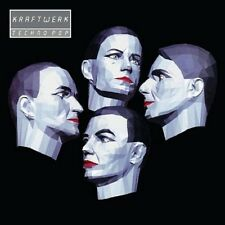 KRAFTWERK Techno Pop - LP / Vinyl - Remastered / Reissue  - New / OVP