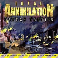 Total Annihilation Battle Tactics Expansion      NEW CD