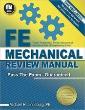 FE Mechanical Review Manual : Rapid Preparation for the Mechanical...