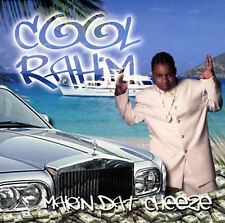 Cool Rahim Makin Dat Cheeze CD ***NEW***