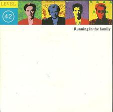"""7A2 used vinyl 7""""  LEVEL 42 RUNNING IN THE FAMILY - DREAM CRAZY"""
