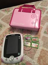 leapPad Bundle With Games , Case
