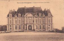 NEUVY-SUR-BARANGEON château de saint-hubert éd bigot écrite 1926