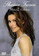SHANIA TWAIN - The Platinum Collection = NEW DVD MUSIC Come On Over 21 SONGS R4