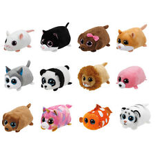 TY Beanie Boos - Teeny Tys Stackable Plush -January 2017 -Set of 12 (Zack, Star+