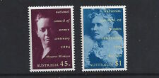 Australia 1996 Council of Women Stamp Set