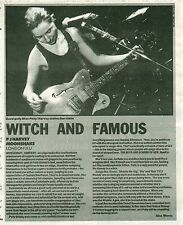 PJ HARVEY London concert review 1992  UK article/clipping 8x7""