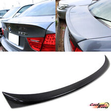 #ITEM IN USA Carbon BMW E90 Sedan 3-Series OE Trunk Spoiler 2011 M3 320i 335xi