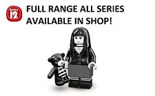 Lego minifigures spooky goth girl series 12 (71007) unopened new factory sealed