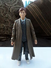 DOCTOR WHO FIGURE ** 10TH DOCTOR IN TRENCHCOAT **
