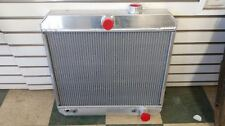 New All Aluminum Radiator 1955 1956 1957 Chevrolet Chevy Bel Air Car V8  High HP