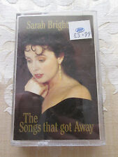 SARAH BRIGHTMAN - THE SONGS THAT GOT AWAY - 1989 THE REALLY USEFUL RECORD CO LTD