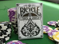 Bicycle Playing Cards Texas Hold'em Poker Bicycle ARCHANGELS 1 DECK Free Shippin