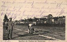 16211/photo AK, soldats tombent chez DANNEVOUX