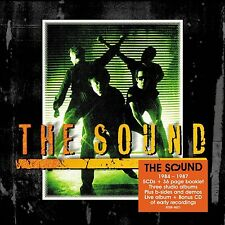 Shock of Daylight/Heads & Hearts * by The Sound (CD, Feb-2015, 5 Discs, Edsel