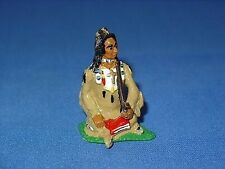 MKL Models Indian Chief With Pipe IND3