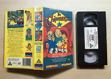 THE CHIPMUNKS - NIGHTMARE ON SEVILLE STREET - VHS VIDEO